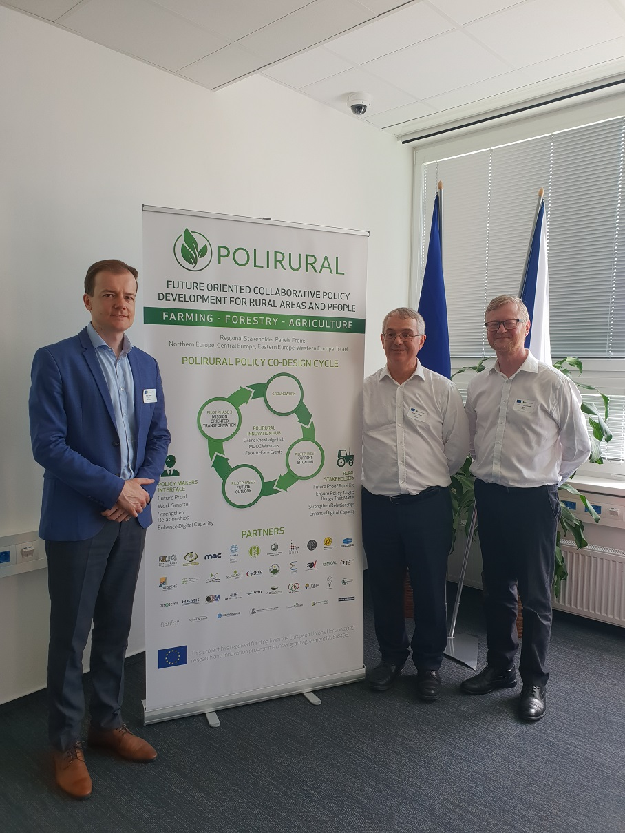 PoliRural Kick off Event 2019